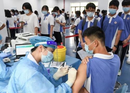 深圳启动12至17岁人群新冠病毒疫苗接种