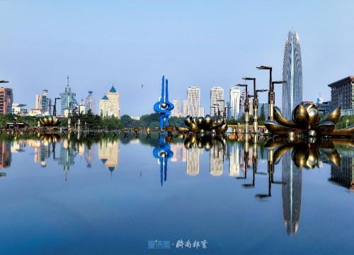 人民日报点赞济南创城经验与成效:创出一条路 蝶变一座城