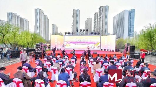 """""""品味濟南""""·名優特小吃美食文化節啟動"""