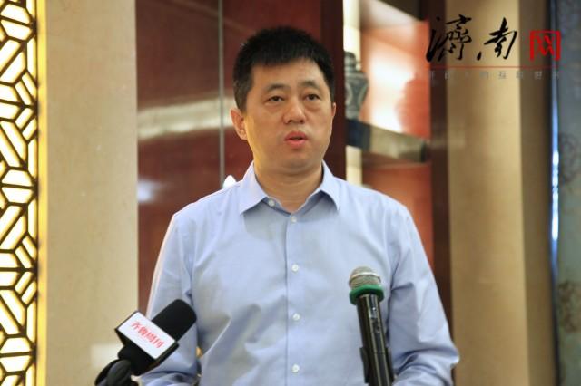 济南市体育记者协会换届 王胜军任新一届会长