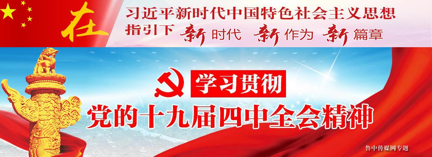 在习近平新时代中国特色社会主义思想指引下——学习贯彻党的十九届四中全会精神
