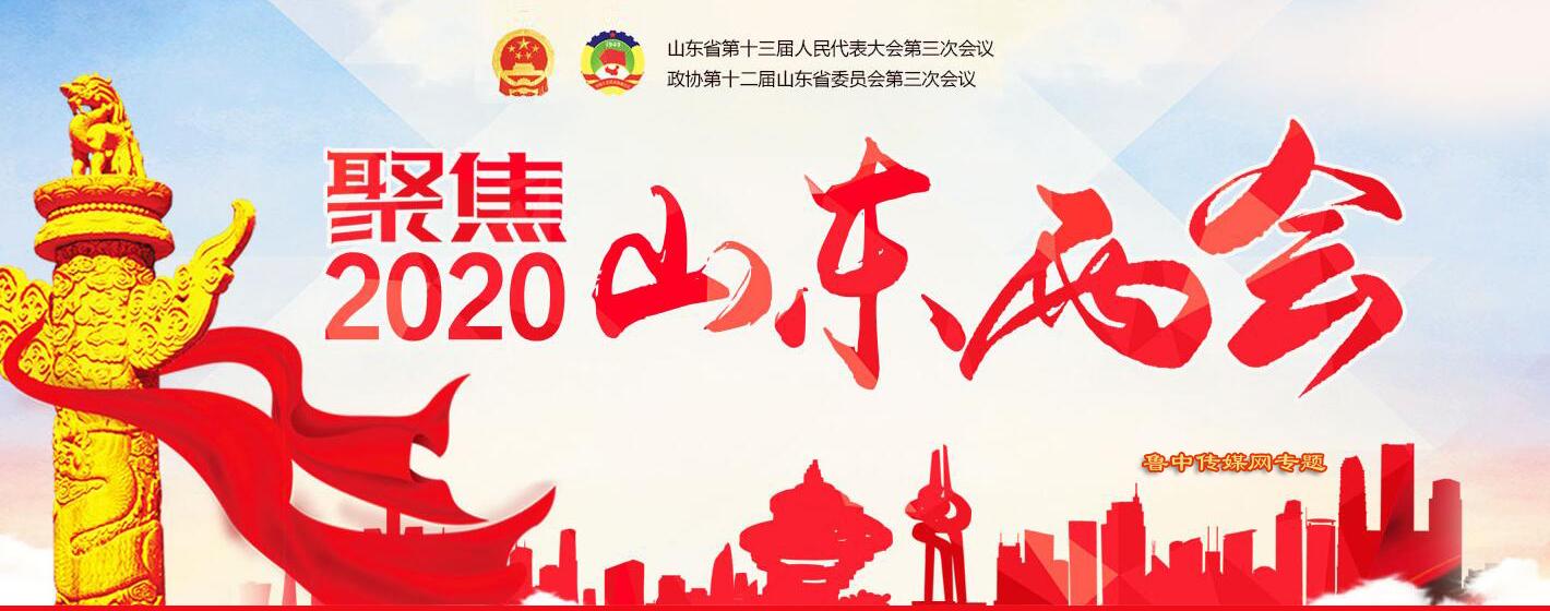 聚焦2020山东省两会
