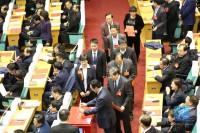 市十六届人大二次会议今天胜利闭幕 程德智同志被选举为济南市监察委员会主任