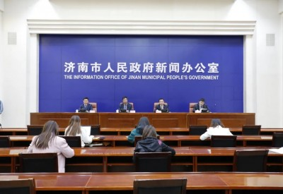 【2021.04.30第二场】济南市人民政府新闻办公室发布会现场图集 总计第315场 2021年度第51场