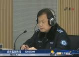 市中区环卫管护中心主任 徐涛和天桥区环卫管护中心主任 李杰