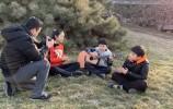 红领巾体验环保MV拍摄 宣传环保义不容辞